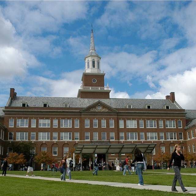 Image of McMicken Hall. Link to Latest News